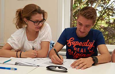 Long term English courses in the UK